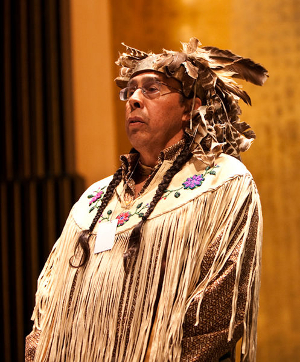 Todadaho Sid Hill, Onondaga Nation
