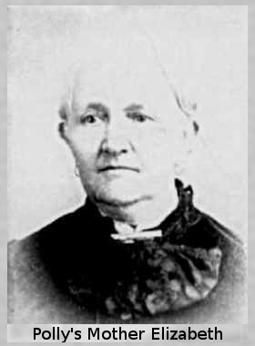 Polly's mother Elizabeth
