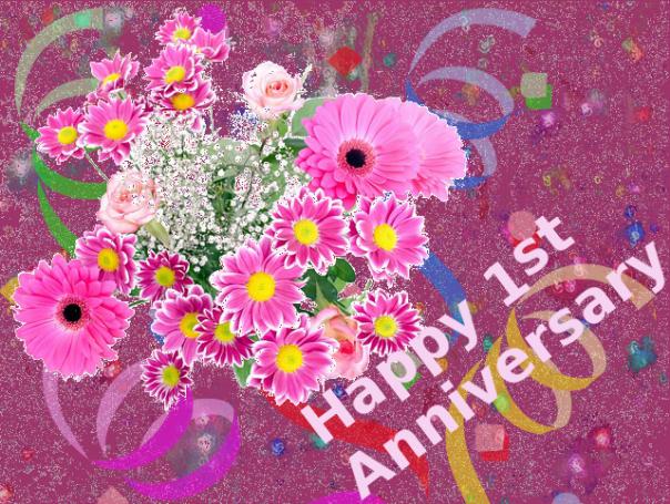 Linda's Anniversary bouquet
